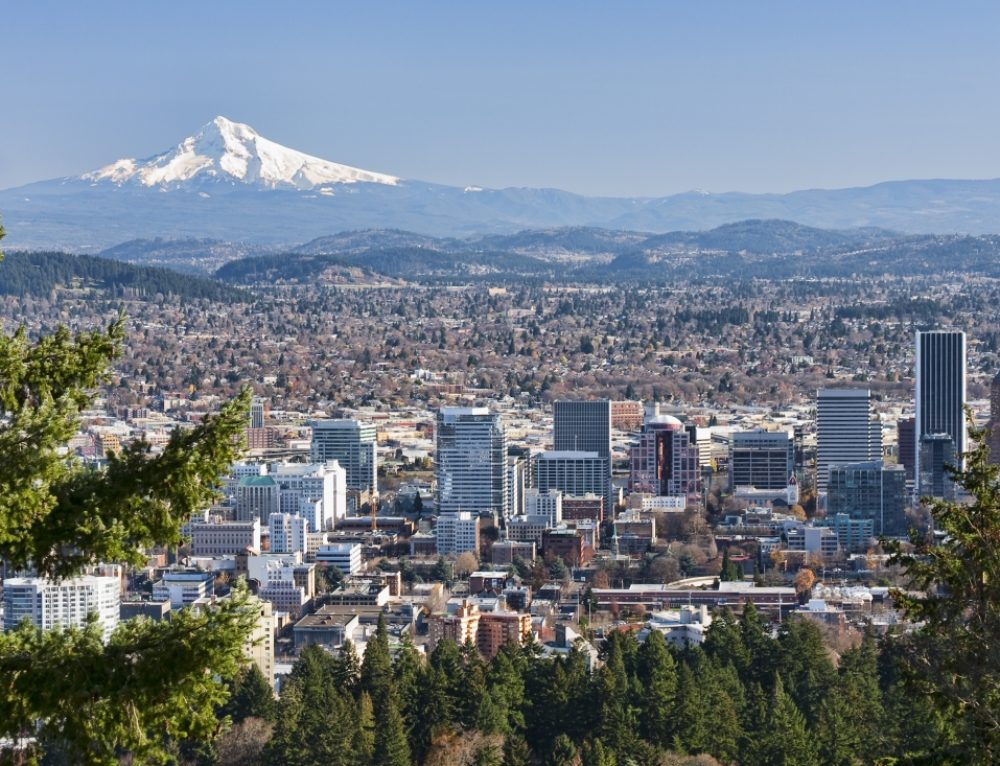 Schwa /ə/ is Everywhere! Major Portland, OR Neighborhoods Containing the Schwa Sound